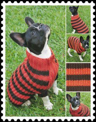 como hacer vestidos de lana para perros