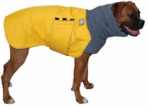 abrigo para boxer