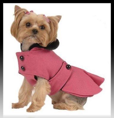 abrigo para shitzu