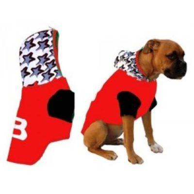 polera para perro boxer