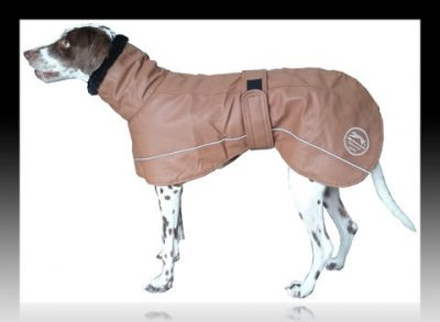abrigos impermeables para perros grandes