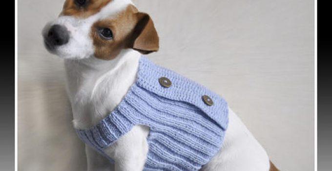 como hacer ropa para perros paso a paso