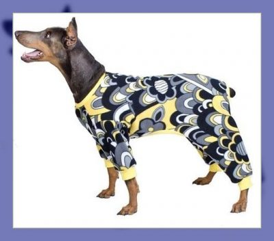 patrones para ropa de perros gratis
